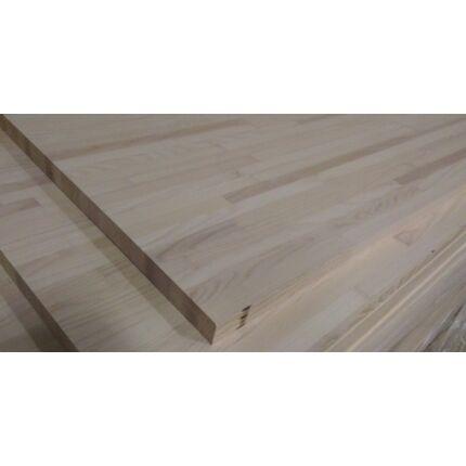 Asztallap táblásított Kőrisfa HT 30 mm 2000x700 mm 1,4 m2 / 30 kg / tábla  HU++