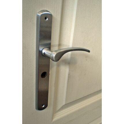 Beltéri ajtó kilincs WC 55 króm matt SOFIA MAESTRO
