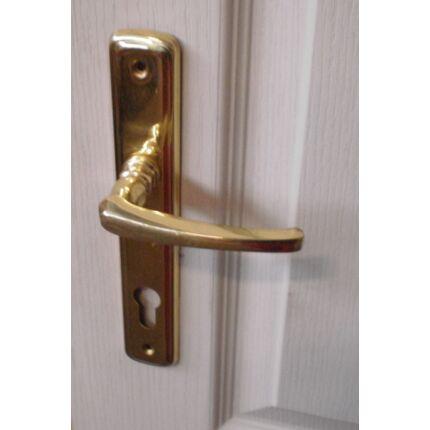 Bejárati ajtó kilincs PZ 92 réz VARIO