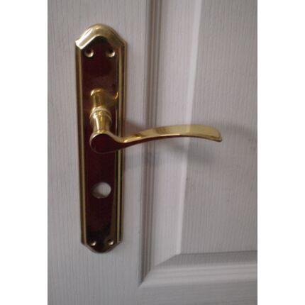 Beltéri ajtó kilincs WC 72 réz lakozott MARCO