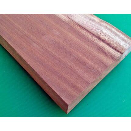 Dibetou fa fűrészáru 33 mm OF. 1000 mm feletti  Afrikai dió szélezett szárított
