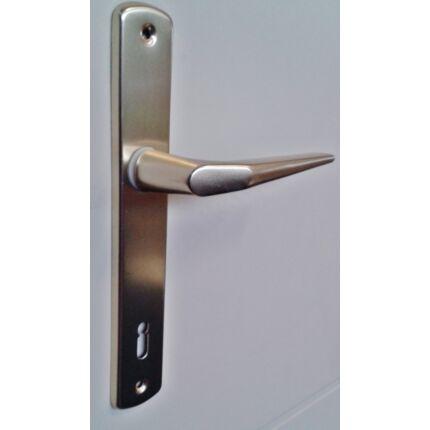 Beltéri ajtó kilincs BB 90mm eloxált alumínium