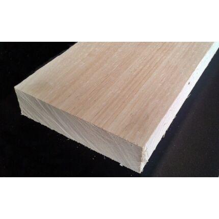 Koto fa fűrészáru 52 mm OF. 1000 mm felett szélezett szárított